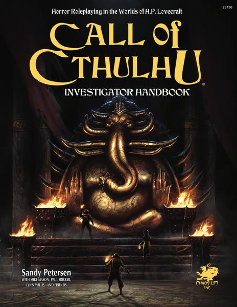 Investigator Handbook