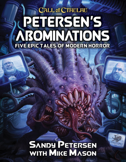 Petersen's Abominations Cover