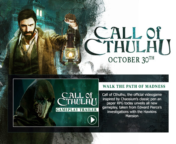 Call of Cthulhu the Video Game
