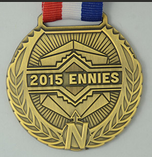 ENnie Gold Medal Winner