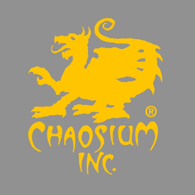 Chaosium Logo - ENnies Fan Favourite Publisher