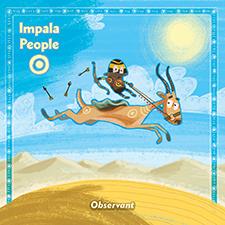 Impala Khan Card