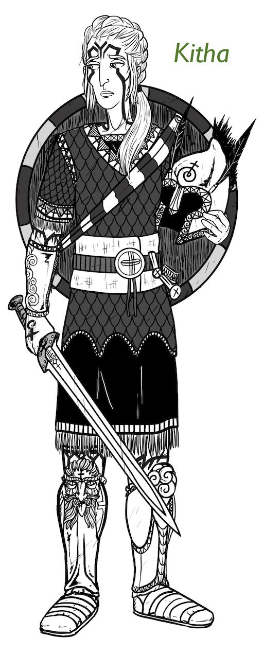 Kitha - Selkana's Saga