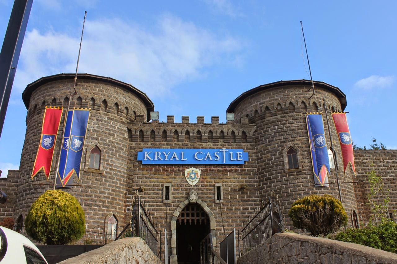 Kryal Castle - venue for RQ Con DU III