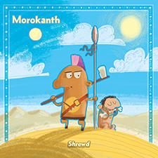 Morokanth Khan Card