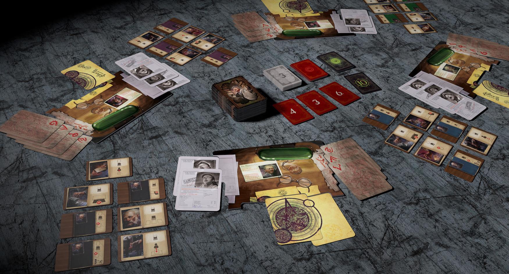 MU gameplay