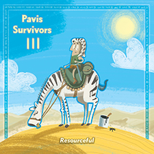 Pavis Survivors Card