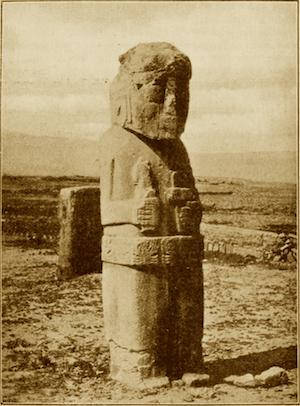 Peru Statue
