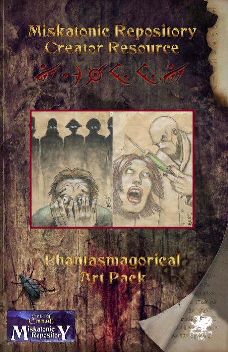Phantasmagorical Art Pack - Miskatonic Repository