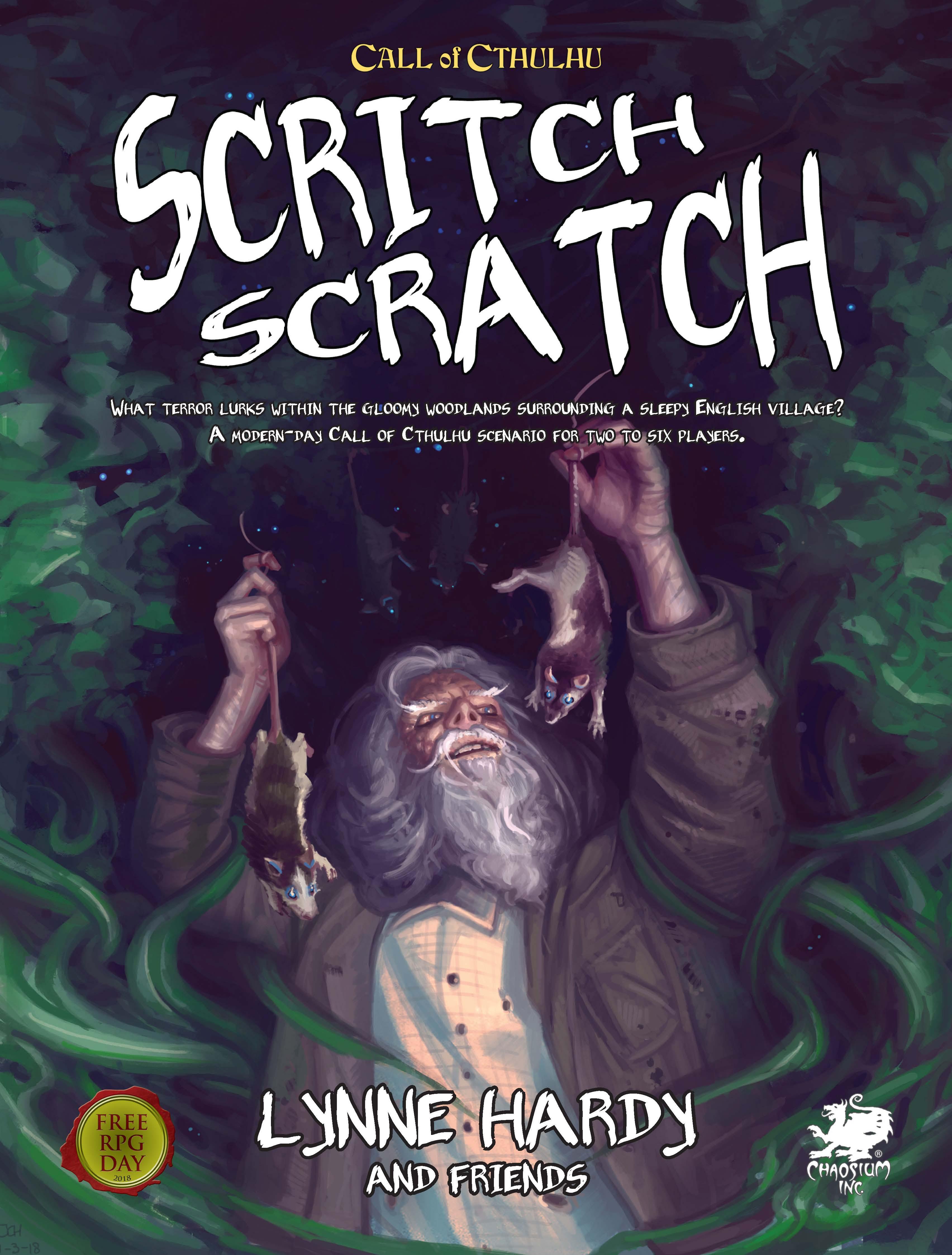Scritch Scratch - Free RPG Day