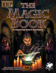 Four Integrated Magic Systems for Basic Roleplaying