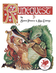 RuneQuest - 2nd Edition