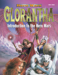 Glorantha: Introduction to the Hero Wars cover