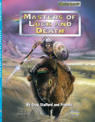Masters of Luck and Death cover