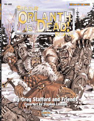 ISS1402 - Orlanth is Dead - Sartar Rising Volume 2 cover