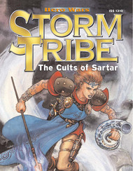 ISS1310 - Storm Tribe cover