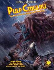 Pulp Cthulhu - Front Cover