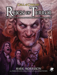 CHA24149 - Reign of Terror - Front Cover