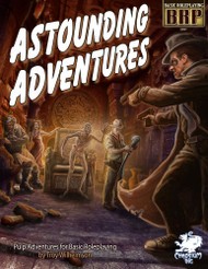 Pulp Adventures for Basic Roleplaying