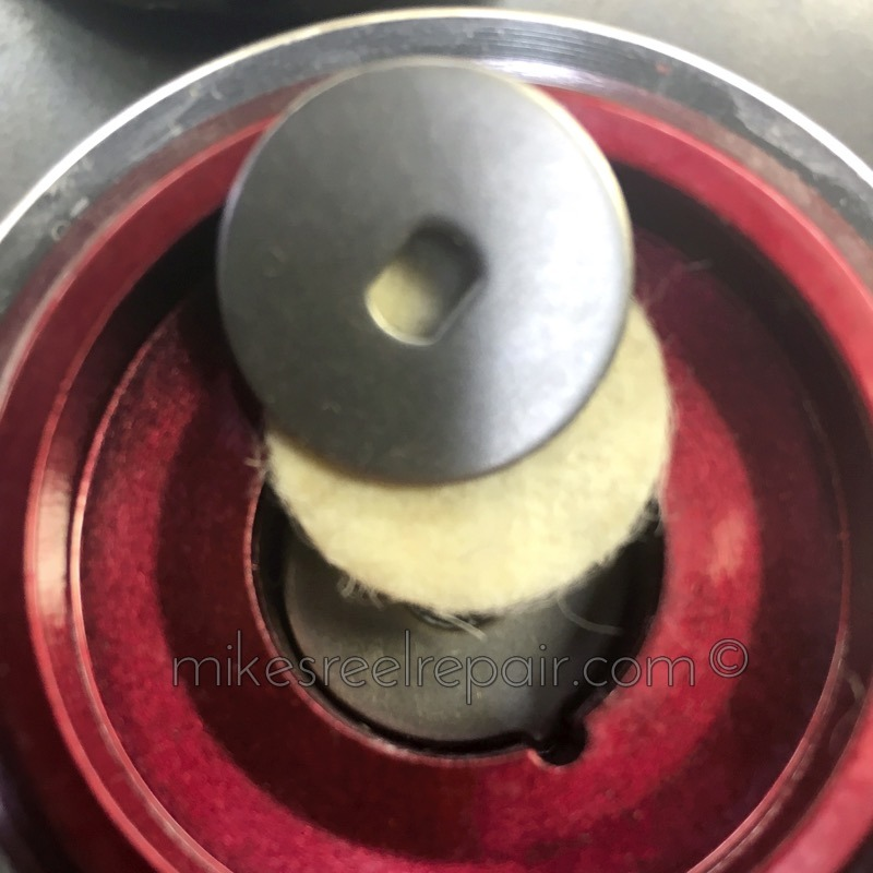 Washers in spool