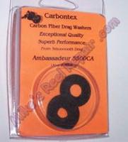 Abu Carbon Fiber Drag for 20907