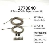 2770840 Talon CABLE REPLACEMENT KIT 8'