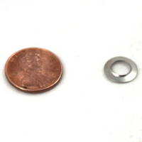 "Cannon 3393000 RING, RETAINING, 1/4"" SHAFT"