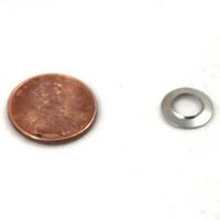 "Cannon 3393000 RING, RETAINING, 1/4"" SHAFT"