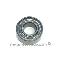 5 X 11 X 4mm Ceramic Hybrid Bearing