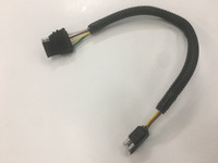 FLAT-4 TO SQUARE-4 TRAILER ADAPTER HARNESS