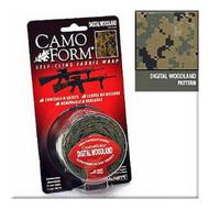 Camo Form - Woodland Digital Military