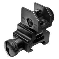 AR15 Flip Up Rear Sight