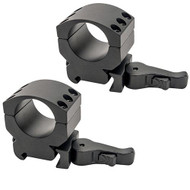 """1"""" Xtreme Tactical Rings - Medium 1/2"""" Height, Two Rings"""