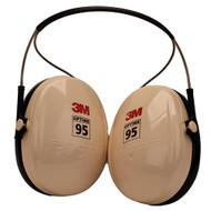 95 Behind-the-Head Earmuffs - Beige
