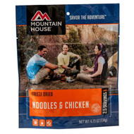 Entrees - Noodles and Chicken, 2 1/2 Servings