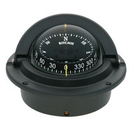 Ritchie F-83 Voyager Compass - Flush Mount - Black