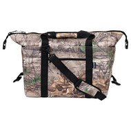 NorChill 12 Can Soft Sided Hot/Cold Cooler Bag - RealTree Camo