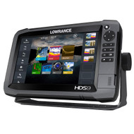 Lowrance HDS-9 Gen3 Insight USA with 83/200 khz Transom Mount Transducer