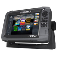 Lowrance HDS-7 Gen3 Insight USA with 83/200 khz Transom Mount Transducer
