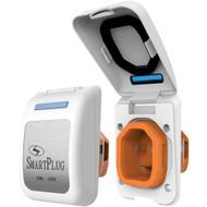 SmartPlug 30 Amp Non Metallic White Inlet
