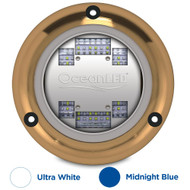 OceanLED Sport S3124s Underwater LED Light - Ultra White/Midnight Blue