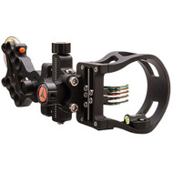 Apex Gear Attitude Micro Sight - 5 Pin, .019, Right/Left Hand, Black