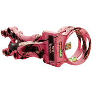 "Carbon XS Xtreme Sight - 5 Light, .019"", Realtree Xtra Pink"