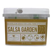 Salsa Heirloom Seed Bucket
