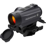 Romeo4H Compact Red-Dot Sight - Circle Plex Reticle, Graphite