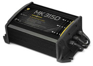 Minn Kota MK315D Digital Charger 3 Bank 5 Amps