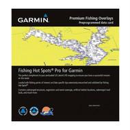 Garmin Fishing Hotpots Pro