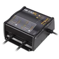 Minn Kota MK230PC Precision Charger 2 Bank 15 Amps