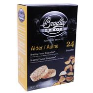 Smoker Bisquettes - Alder (24 Pack)