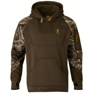 Wicked Wing Timber Fleece Hoodie - Realtree Max 5, Large